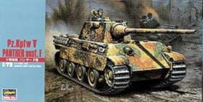 Pzkpfw V Panther F
