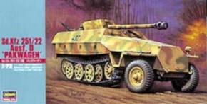 Sd.Kfz.251/22 Ausf.D Pak Wagen