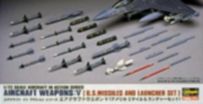 Aircraft Weapons: V US Missiles/Launcher-Set