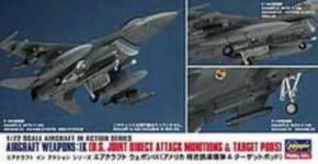 U.S. Aircraft Weapons IX, für moderne Flugzeuge