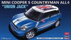 BMW Mini Cooper Countryman all4, Einzelstück