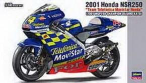 Team Honda NSR250 2001 Team Telefonica Movistar