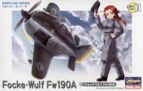 EGG Plane Focke-Wulf Fw190A