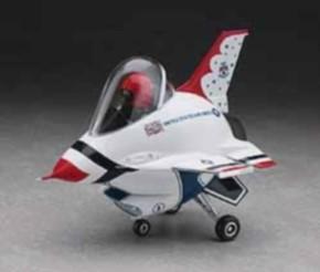 EGG Plane F-16 Fighting Falcon Thunderbirds