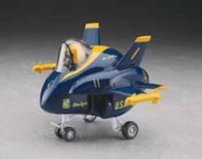 EGG Plane F/A-18 Hornet Blue Angels