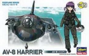 EGG Plane AV-7 Harrier