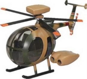 EGG Helicopter Hughes 500