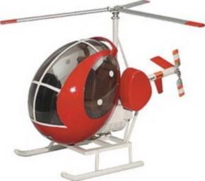 EGG Helicopter Hughes 300