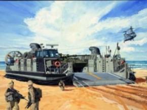 USMC LCAC, Luftkissenboot