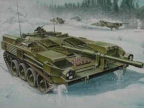 Sweden Tank Strv 103 B