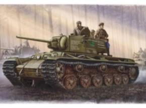 Russia KV-1 Model 1942, Simplified Turret Tank