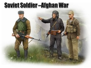sov. Soldier-Afghan War