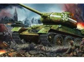T-34/85 Model 1944  Factory No 183