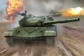 russ. T-72B Mod.1985 MBT