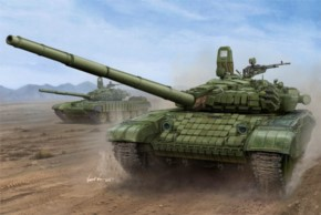 russ. T-72B Mod.1986 MBT kontakt-1 reactiv armor