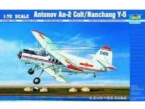AN-2 Colt / Nanchang Y-5