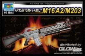 AR15/M16/M4 M16A2 Family/M203