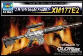 XM177E2 Submachine Gun