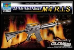 AR15/M16/M4 Family M4 RIS
