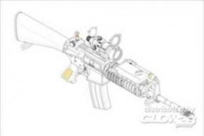 AR15/M16/M4 Family SR-16