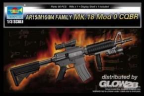 Mk.18 Mod. 0 CQBR