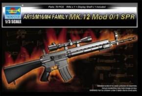 Mk.12 Mod 0/1 SPR
