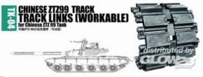 Panzerkette für chin.Panzer ZTZ99