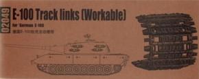 Panzerketten für E-100