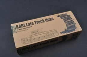 Panzerketten für Karl, spät