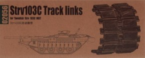 Panzerketten für Strv 103 late
