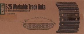 Panzerketten für E-25