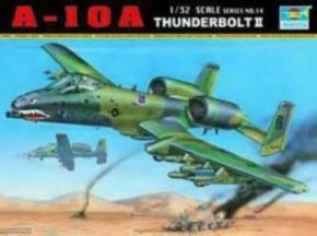A-10 A Thunderbolt-II, Einsitzer
