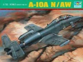 A-10 A N/AW Thunderbolt-II, Doppelsitzer