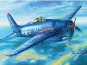 Grumman F8F-2 Bearcat Fighter