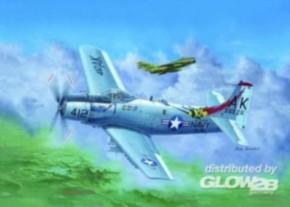 A-1H AD-6 Skyraider