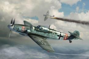 Me Bf 109G-6 late