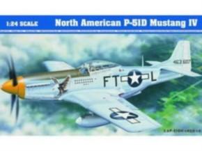 P-51D Mustang II (incl. 3 Piloten)
