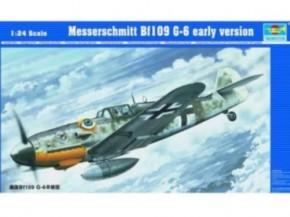 Messerschmitt Bf109G-6, früh