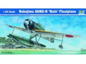 Nakajima A6M2-N Rufe-Schwimmerversion