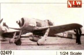 Focke Wulf Fw 190 A-6/8, Neuheit ?/?