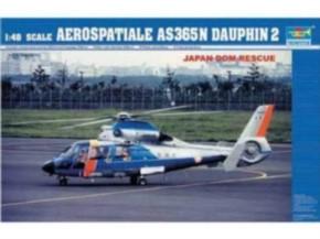 Aerospatiale SA-365 Dauphin2, Jap. Dom Rescue