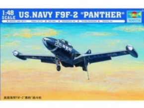 F9F-2 Panther US Navy