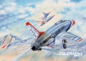F100D Thunderbirds
