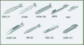 US Aircraft Guided Bombs II