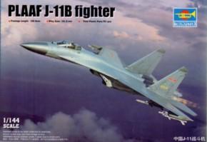 PLAAF J-11B fighter