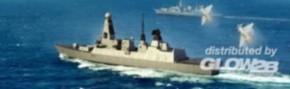 HMS Type 45 Destroyer