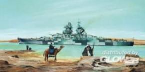 French Battleship Richelieu