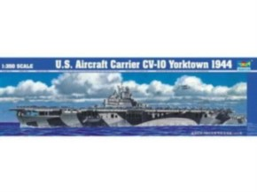U.S.S. Yorktown CV-10 Aircraft Carrier 1944