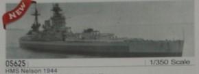 HMS Nelson 1944, Neuheit ?/?