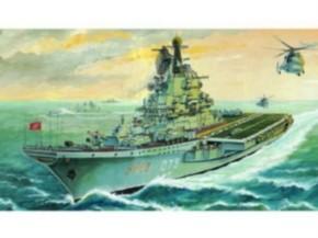 USSR Kiev Aircraft Carrier